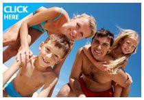Sandpiper Beacon Beach Resort - Beachfront Panama City Beach Hotels & Condos on Front Beach Road