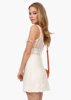 Adeline Lace Dress