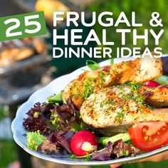Eating healthy doesn't have to cost you an arm and a leg, and to prove it we've assembled our collection of frugal and healthy dinners that you can cook for two or for the whole family. For each recipe we've tried to calculate an Approximate Cost per Serving so you can get a quick idea of...