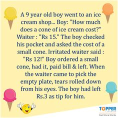 Make everyone happy with something you have, that's life...  #ShortStory | #Life | #Kids