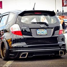Honda Jazz, Honda Fit, Honda Vtec, Toys For Boys, Boy Toys, Mazda, Subaru, Jdm, Cool Cars