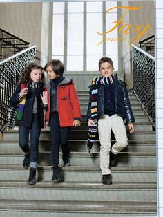 Fay Junior A/W 2012