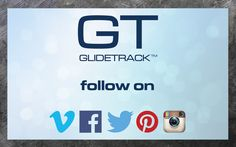 Follow GT and get videos, photos, news, deals and everything GLIDETRACK!