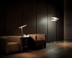 Gracias al pequeño tamaño del LED y baja temperatura, permite maniobrar la lámpara, haciéndolo un diseño interactivo, permitiendo al usuario crear su propio efecto de iluminación y ambiente.
