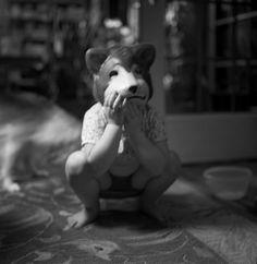Little Bear, Artwork by Jeanne Wells