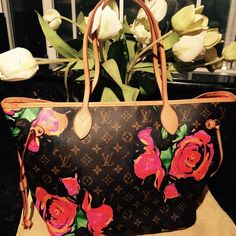 Louis Vuitton Bag Limited Edition , Neverfull MM , Excellent Condition , very gently used, almost perfect ...100 Authentic !! Just cleaning up closet . Have too many and try to list a few items at a time. :)) Louis Vuitton Bags