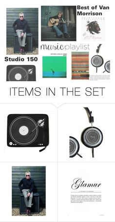 """""""Music Playlist"""" by katarina-blagojevic ❤ liked on Polyvore featuring art and musicplaylist"""