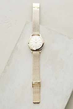 Westminster Watch - Henry London #anthropologie