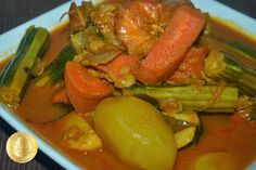 PATY'SKITCHEN: PRAWN CURRY WITH DRUMSTICK