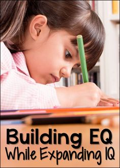 Corkboard Connections: Learn how to build students' emotional quotient (EQ) while expanding their intelligence quotient (IQ).