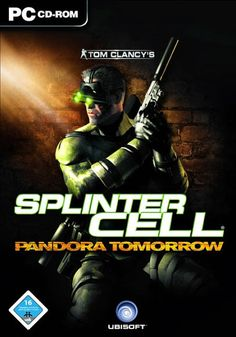 SPLINTER CELL PANDORA TOMORROW RIP PC GAME FREE DOWNLOAD 285 MB   Splinter Cell Pandora Tomorrow PC Game Free Download  Tom Clancys Splinter Cell: Pandora Tomorrow is avideogame based on stealth and published by Ubisoft Shanghai while Ubisoft Montreal creator of the original Splinter Cell was working on Chaos Theory. Pandora Tomorrow is the second game in the Splinter Cell series endorsed by writer Tom Clancy. The game follows the covert activities of Sam Fisher an agent working for a branch…