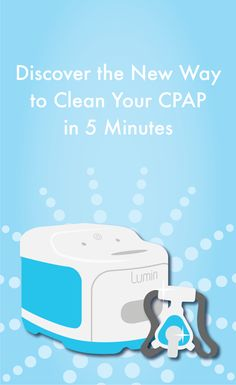 The Lumin is a new ozone-free CPAP cleaner that sanitizes CPAP equipment, such as CPAP masks, in just 5 minutes. The Lumin uses UV light to disinfect CPAP equipment. Its powerful UV light kills of germs. Sleep Studies, Snoring Solutions, Anti Cellulite, Sleep Apnea, Storage Chest, Free, Health, Design, Salud