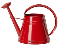 HIT 8609EXR Galvanized Heavy Gauge Steel Watering Can 2Gallon Red >>> Check out the image by visiting the link.