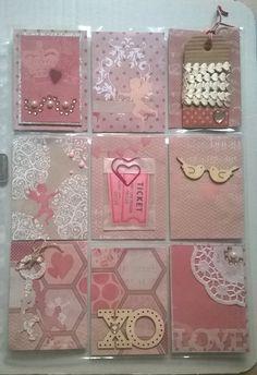 """Seconda Pocket Letters per il tema """"Love""""."""