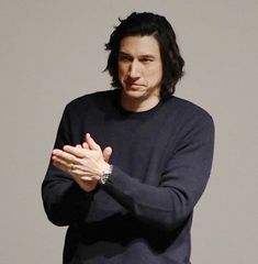 """""""Our reaction to Adam Driver every second of every day"""" -Ang (lead admin) *Sundance, source: Star Wars Kylo Ren, Rey Star Wars, Starwars, Kylo Ren And Rey, Kylo Ren Adam Driver, Beautiful Men, Beautiful People, Drive Me Crazy, Famous Men"""