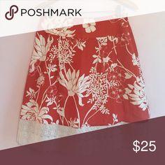 Brand new beautiful Ann Taylor skirt Brand new beautiful Ann Taylor skirt. 🚨NO TRADES🚨 Listed on Ⓜ️ercari. Ann Taylor Skirts