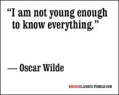 oscar wilde quotes - Recherche Google