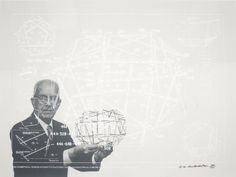 """Buckminster Fuller developed the concept of """"tensegrity"""" (a combination of the words tension and integrity) as a solution for simple, mobile dwellings for people in the 1970s. It revolutionized the tent design industry."""