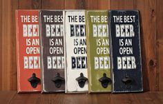 Pallet Bottle Opener the best beer is an open beer - Google Search