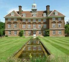 Tyttenhanger Park in St. Albans, Hertfordshire  #wedding venues #statelyhouse
