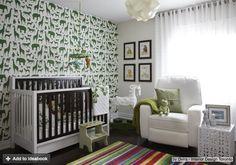 I want a boy so bad just so I can have a zoo or dinosaur wallpaper
