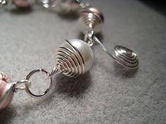 wire wrapped bracelets | Wire wrapped bracelet