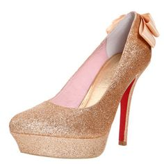$122.04 pink bling bling pump/ wedding shoes from zzkko.com