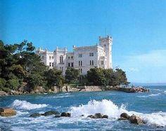 Trieste | ... Castelli italiani ® Friuli Venezia Giulia ® Provincia di Trieste