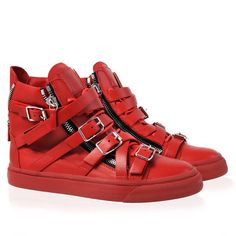 Sneakers - Sneakers Giuseppe Zanotti Design Men on Giuseppe Zanotti Design Online Store @@Melissa Nation@@ - Spring-Summer collection for men and women. Worldwide delivery.  RU4072 004