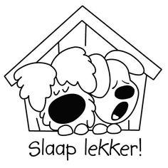 Kleurplaten Hondenhok.37 Fantastische Afbeeldingen Over Kleurplaten Woezel En Pip