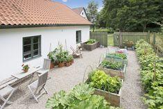 Contemporary garden, Påarp, Sweden