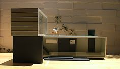 Modern Mansion Dollhouse | You know our weakness for modern dollhouses . This one shot to the top ...