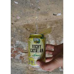 Agua mineral natural carbónica Vichy Catalán sabor limón. https://flic.kr/p/tEQhH7   El  original #momentovichy de @vent_del_pla