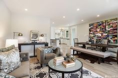 Completely remodeled home in Bernal Heights $1,700,000.