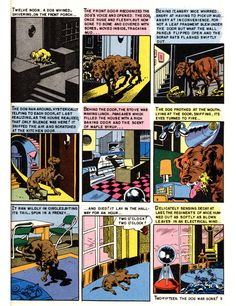 006 Ray Bradbury 1950s comics' illustrated man Comic
