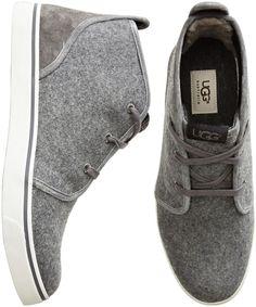 UGG Brockman Wool Shoe