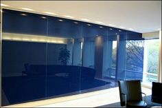 Glass wall