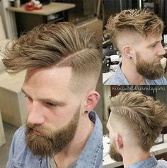 Trendy haircuts are unique and you can steal the show with your Side Part Haircut. Mohawk Hairstyles Men, Side Part Hairstyles, Haircuts For Men, Mens Undercut Hairstyle, Hairstyles Videos, Hair And Beard Styles, Curly Hair Styles, Side Part Haircut, Medium Hair Styles