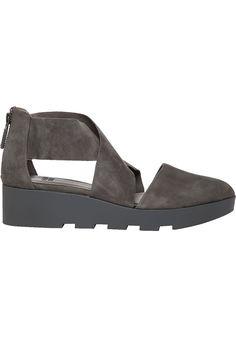 5e86b96a101a35 Women s Gray Buoy Suede Flatform Sandals