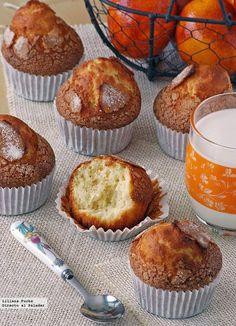 consells per fer madalenes! Cupcakes, Cupcake Cakes, Muffin Recipes, Cake Recipes, Dessert Recipes, Muffins, Mexican Food Recipes, Sweet Recipes, Sweet Cooking