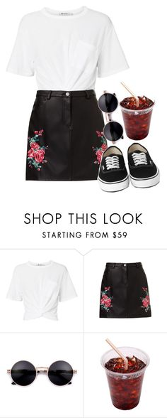 """""""Slow down love"""" by thefashionguilty on Polyvore featuring T By Alexander Wang"""