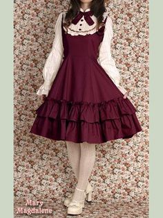 mary magdalene lolita dress - Google Search