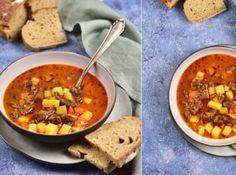 Husté, syté polévky prohlašujeme za nejlepší pokrm k večeři, zvlášť v zimním období.