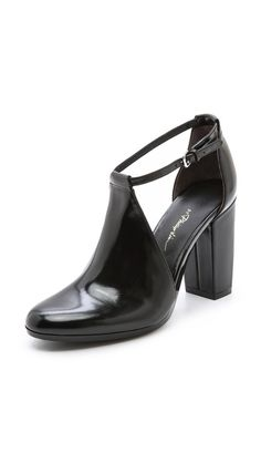 3.1 Phillip Lim Plume Cutout Booties  I'm going to need to wait for these gems to be marked down to 75% off :)