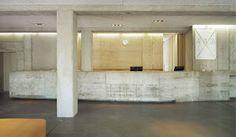 hostel in St. Alban's in Basel/ Buchner Bründler architects