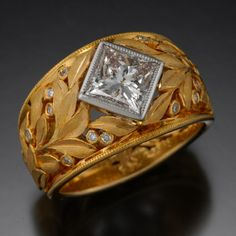 ring by Tom Herman