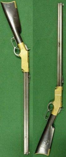 Henry Rifle (circa 1850-1866):