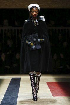 Prada / Ready To Wear Fall Winter 2016 Milan