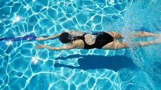 Zwemmen is goed voor de gezondheid