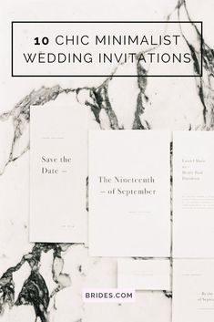 These minimalist wedding invitations are the perfect modern addition to your contemporary wedding ceremony. Minimalist Invitation, Minimalist Wedding Invitations, Paper Trail, Special Day, Big Day, Wedding Ceremony, Contemporary, Modern, Cards Against Humanity